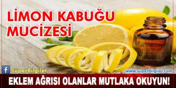 Limon kabuğu mucizesi 3