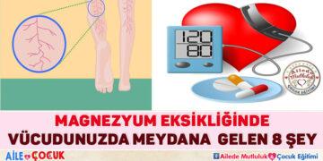 Magnezyum Eksikliğinde Vücudunuzda Meydana Gelen 8 Şey 1