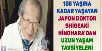 105 Yaşına Kadar Yaşayan Japon Doktor Shigeaki Hinohara'dan Uzun Yaşam Tavsiyeleri 1