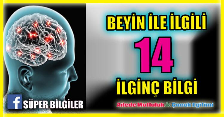 Beyin ile İlgili 14 İlginç Bilgi 3