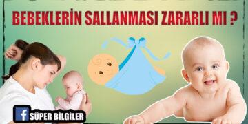 Bebeklerin Sallanması Zararlı Mı 1