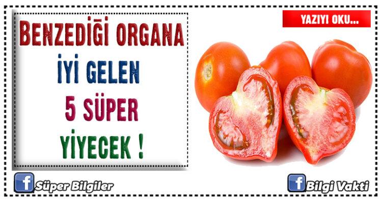 Benzediği organa iyi gelen 15 süper yiyecek! 2