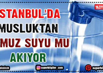 İstanbul'da musluktan domuz suyu mu akıyor 2