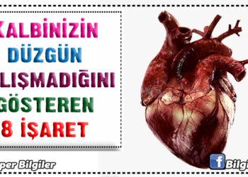 Kalbinizin düzgün çalışmadığını gösteren 8 işaret 2