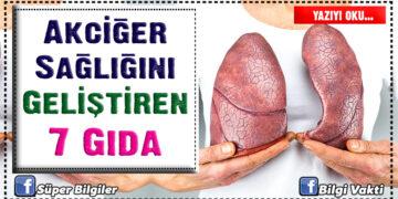 Akciğer Sağlığını Geliştiren 7 Gıda 1