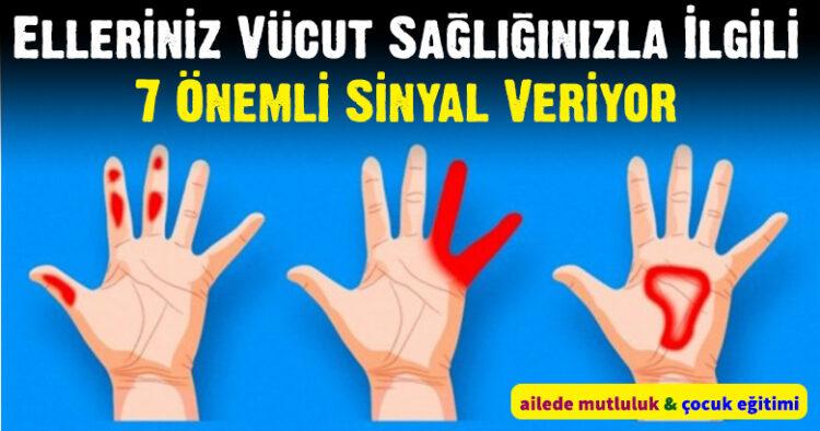 Elleriniz Vücut Sağlığınızla İlgili 7 Önemli Sinyal Veriyor 3