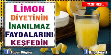 Limon Diyetinin İnanılmaz Faydalarını Keşfedin 1