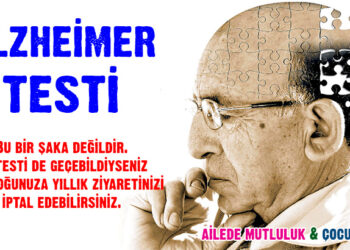 ALZHEİMER TESTİ 2
