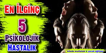 En İlginç 5 Psikolojik Hastalık 3