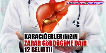 Karaciğerlerinizin zarar gördüğüne dair12 belirti! 6