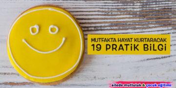 Mutfakta hayat kurtaracak 19 pratik bilgi… 1