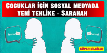 Çocuklar için sosyal medyada yeni tehlike: Sarahah 4