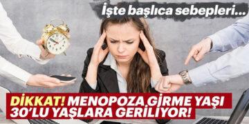 Erken yaşta menopoza sebep oluyor! 5