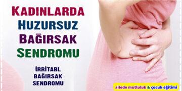 Kadınlarda Huzursuz Bağırsak Sendromu 4