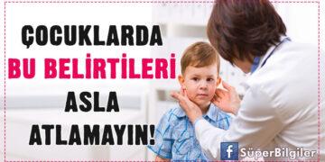 Çocuklarda lenf kanseri belirtileri nelerdir? 2