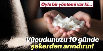 Vücudunuzu 10 günde şekerden arındırın! 9