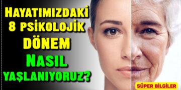 Hayatımızdaki 8 psikolojik dönem: Nasıl yaşlanıyoruz? 2