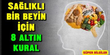 Sağlıklı bir beyin için 8 altın kural 3