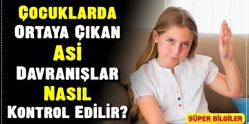 Çocuklarda Ortaya Çıkan Asi Davranışlar Nasıl Kontrol Edilir? 4