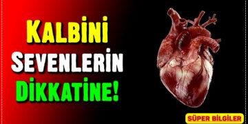 Kalbini Sevenlerin Dikkatine! 2