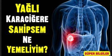 Yağlı Karaciğere Sahipsem Ne Yemeliyim? 7