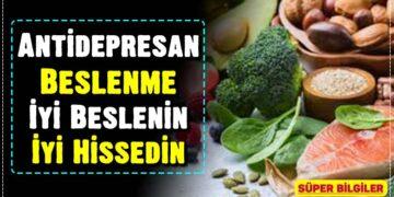 Antidepresan Beslenme: İyi Beslenin, İyi Hissedin 1