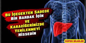 Bu İçecekten Sadece Bir Bardak İçin ve Karaciğerinizde Yenilenmeyi Hissedin 2