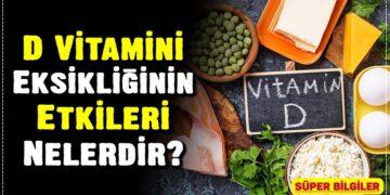 D Vitamini Eksikliğinin Etkileri Nelerdir? 2