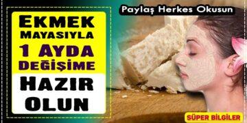Ekmek Mayasıyla 1 Ayda Değişime Hazır Olun 2