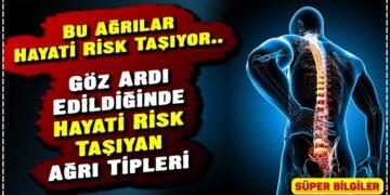 Göz Ardı Edildiğinde Hayati Risk Taşıyan Ağrı Tipleri 2