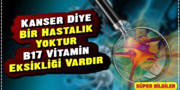 Kanser Diye Bir Hastalık Yoktur B17 Vitamin Eksikliği Vardır 3