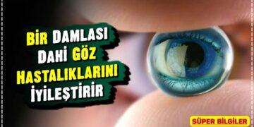 Bir Damlası Dahi Göz Hastalıklarını İyileştirir 2