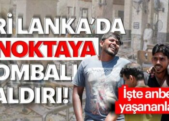 Sri Lanka'dan son dakika haberleri geliyor! Sri Lanka'da hayatını kaybeden Türkler'in kimlikleri belli oldu 1