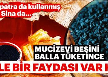 Balla birlikte tüketilen mucizevi besin çörek otunun faydaları şaşırtıyor! 1
