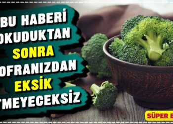 Düzenli brokoli tüketiminin faydaları! 2