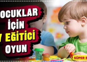 Çocuklar İçin 7 Eğitici Oyun 2