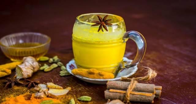 Mucize içecek altın süt, tarifi ve faydaları