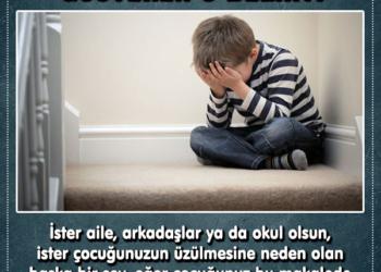 Çocuğunuzun Aşırı Stres Altında Olduğunu Gösteren 8 Belirti 2