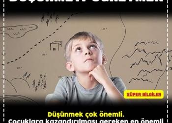 Çocuklara Düşünmeyi Öğretmek 2