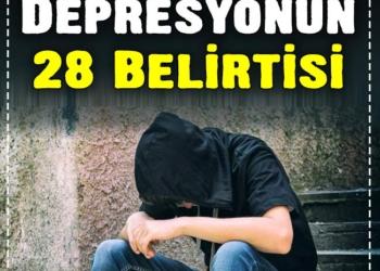 Çocuklarda Depresyonun 28 Belirtisi 2