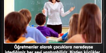 Öğretmenlerin Öğrencilerden Talep Etmemesi Gereken 4 Şey 2