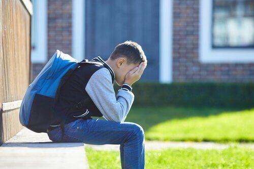 Okul Anksiyetesi Olan Öğrenciler Okulu Nasıl Görüyor?