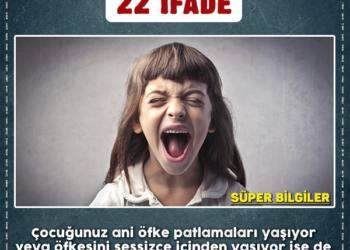 Kızgın Çocuğu Sakinleştirmek için 22 İfade