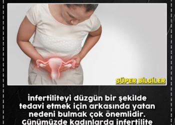 Kadınlarda İnfertilitenin En Yaygın 6 Nedeni 1