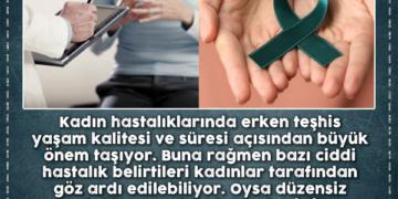 Kadınlarda Göz Ardı Edilen 9 Tehlikeli Hastalık Belirtisi 1