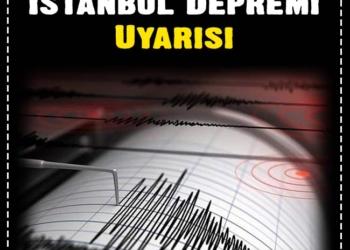 ODTÜ'den Ürküten İstanbul Depremi Uyarısı 2