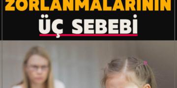 Ebeveynlerin Çocuklarına Sınır Koymakta Zorlanmalarının Üç Sebebi