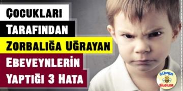 Çocukları Tarafından Zorbalığa Uğrayan Ebeveynlerin Yaptığı 3 Hata 2
