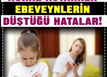 Çocuklara kural koyarken ebeveynlerin düştüğü hatalar! 2