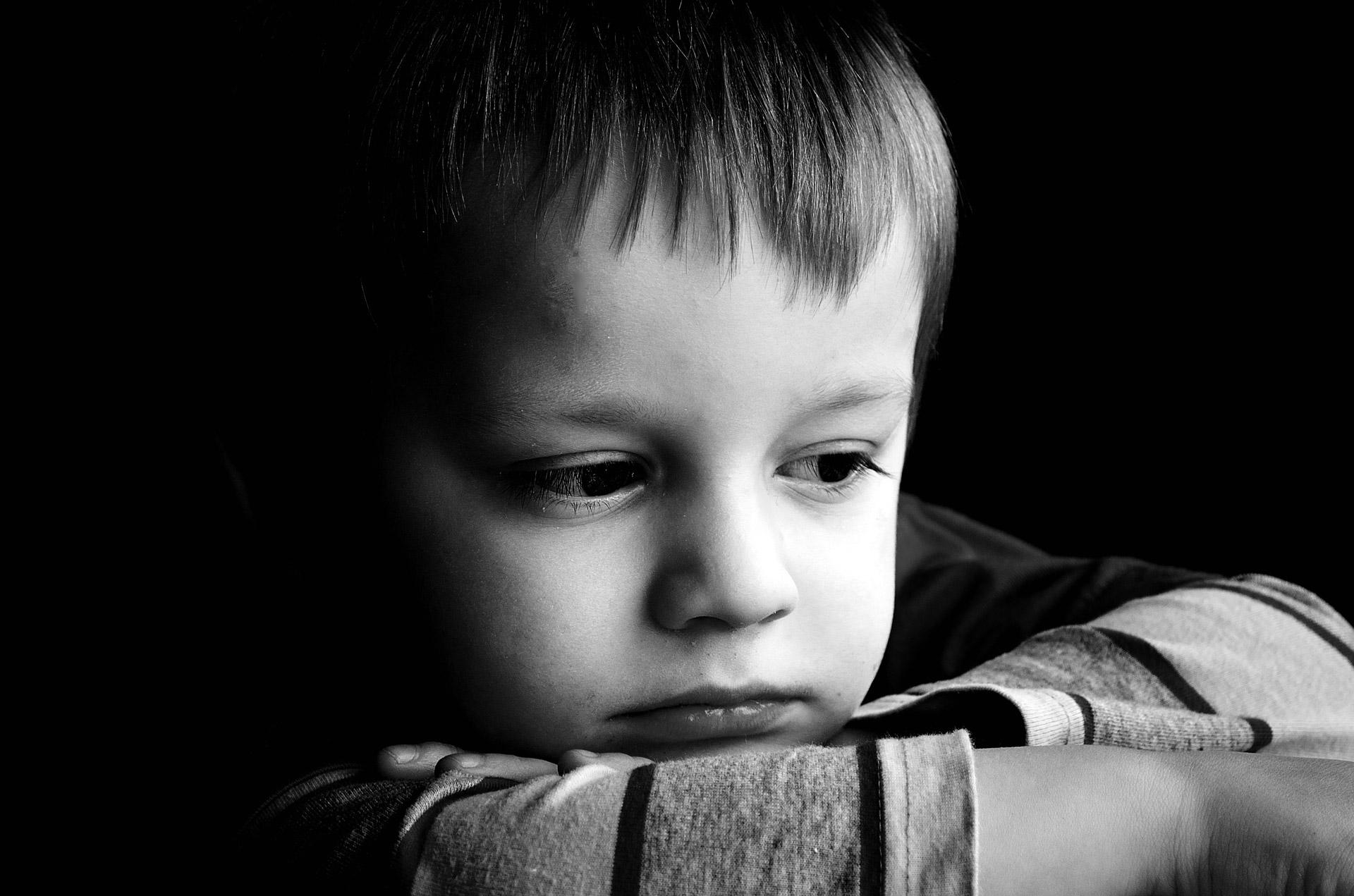 Çocuklarda depresyona yol açan 5 neden!